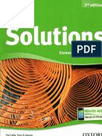 Solutions 2nd Ed - Elementary - SB