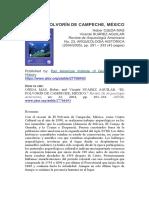 Ojeda Mas - 2004 - El Polvorín de Campeche, México