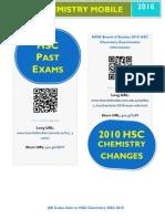 NSW Board of Studies 2010 HSC Chemistry QR Codes2