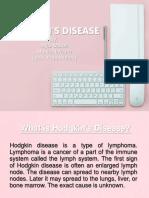 Hodgkins Disease