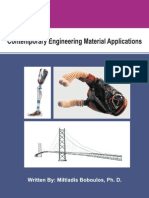 Contemporary Engineering Material Applications