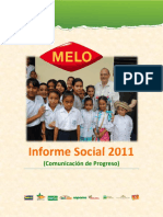 Grupo Melo - Informe Social - COP - 2011