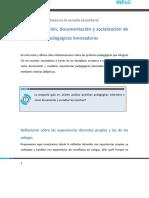 TIC Escuela Secundaria Clase 6