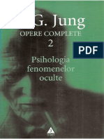 Jung 02 Psihologia Fenomenelor Oculte PDF