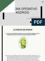 Sistema Operativo Android Chivis