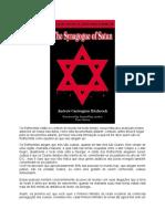 A Sinagoga de Satanás (a Linhagem Dos Rothschild) - Andrew Carrington Hitchcock Cortado
