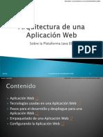 Arquitectura de Una Aplicacion Web