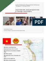 IVCO 2010 Vietnam Volunteerism