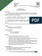 10_Sieve Analysis of Aggregates