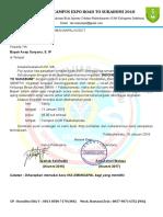 Surat Undangan Alumni Bapak Asep Suryana