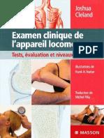 Examen Clinique de L_appareil Locomoteur