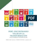 Desarrollo Sostenible Del Perú - Estrada Varas