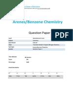 SavemyExams Chem Arenes Qp1