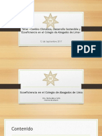 Evento Ecoeficiencia CAL.ejecución Norka Moya Solís