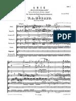 Mozart KV538