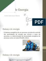Balan Code Energia