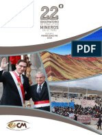 Revista Informe de Conflictos Mineros VII