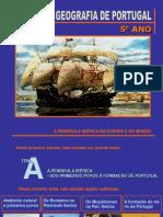 A Peninsula Iberica na Europa e no mundo.ppt
