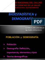 08 Bioest. Demografía