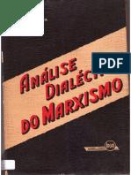 Mário Ferreira dos Santos - Análise Dialética do Marxismo.pdf