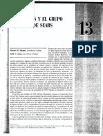 Gus Pagonis y El Grupo Logístico de Sears