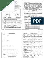 Estructura Atómica I y II
