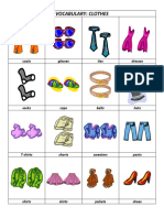 Clothes Plural