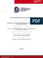 Representaciones de Apego y Competencia Social en Niños Institucionalizados