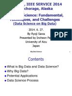 Big Data Science 1