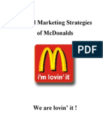 sales promotion strategies of mcdonalds Case study of mcdonalds: advertising and promotion strategies advertising and promotion strategies mcdonalds' focus in advertising.