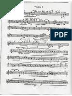A.piazolla Libertango Parts - Violin 1