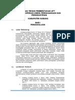 Kajian Upt Dinas Ukm, Perindustrian Dan Perdagangan
