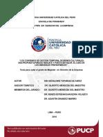 Yupanqui Alvarez Sisi Los Convenios