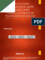 ENSAYO PARA DETERMINAR EL LIMITE LIQUIDO,LIMITE PLASTICO,E INDICE.pptx