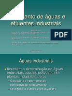 MMPQI Aula 3 - Tratamento de Aguas e Efluentes Industriais