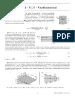 Exercícios de Método das Diferenças Finitas FEI