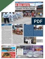 Novo O POVO 7ª Edição - Pág 4, Parceria que deu certo.pdf