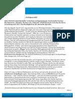 Das Pasch Netzwerk Ein Erfolgsmodellmanuskript
