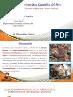 Derecho Civil  II - ACTO JURIDICO.pptx