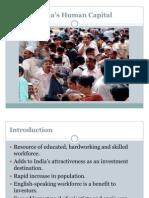 India's Human Capital
