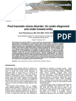 Post-traumatic stress disorder_ An under-diagnosed and under-treated entity.pdf