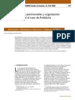GDRU 2008 - Recursos Patrimoniales y Organización Territorial