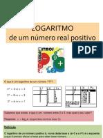 PPT 9 FUNÇÕES LOGARÍTMICAS.pptx