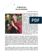 Dalai Lama - A Medicina do Altruísmo.pdf