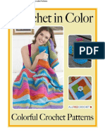 Crochet in Color Colorful Crochet Patterns