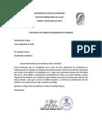 MODELO DE CONSTANCIA