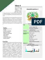 Dipeptidil peptidasa 4