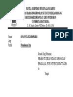 AMPLOP SURAT PANITIA OSPEK.doc