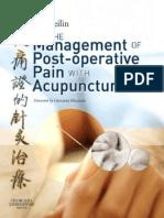 [Peilin Sun MD] Management of Post-Operative Pain (B-ok.xyz)