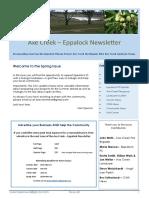 Axe Creek News Issue 60